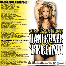 DANCEHALL VS TECHNO MIXTAPE