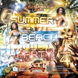 SUMMER BEACH PARTY (A.T.I. EDITION) VOLUME 4 (DISC 2)
