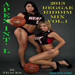 Apex Intl 2013 Reggae Riddim Mix Vol 1