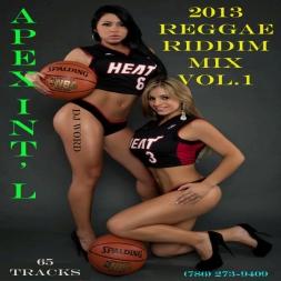 Apex Intl 2013 Reggae Riddim Mix Vol 1