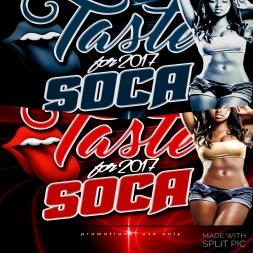 Taste of Soca 2017
