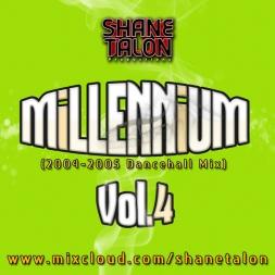 MILLENNIUM DANCEHALL Vol.4 (2004-2005)