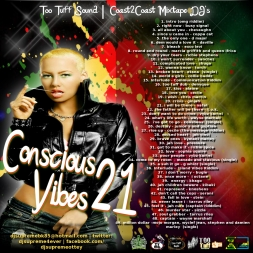 Conscious Vibes 21