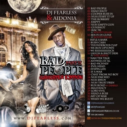Aidonia  Bad People Mixtape Gangster Edition