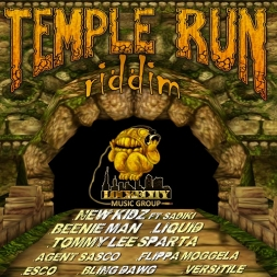 TEMPLE RUN RIDDIM ft Tommy Lee Agent Sasco Esco Beenie Man More HOTHOT