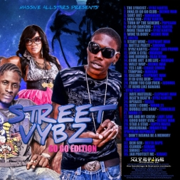 Massive Allstars Presents Street Vybz {Go Go Edition}