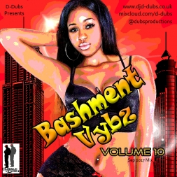 Bashment Vybz Vol 10