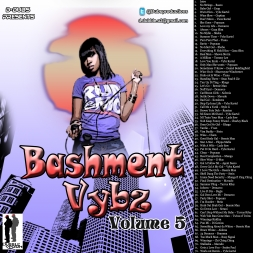 Bashment Vybz Vol.5 (Jan 2012 Mix)