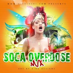 Soca Overdose Mix 2012