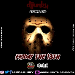 PRESENTS FRIDAY THE 13TH DANCEHALL MIXTAPE 2017