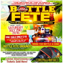 SOCAPASSION BOTTLE FETE PROMO MIXTAPE 2K16