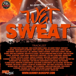 WET SWEAT DANCEHALL MIXTAPE 2K16