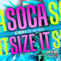 SOCA SIZE IT  2013 to 2014 SOCA MIXCD