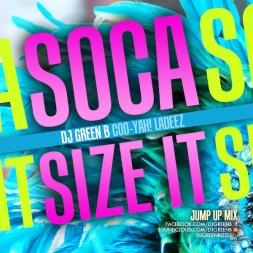 SOCA SIZE IT  2013 to 2014 SOCA MIXCD