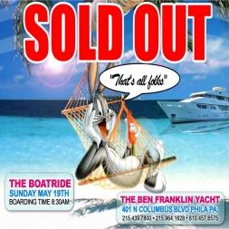 hello summer boatride LIVE AUDIO