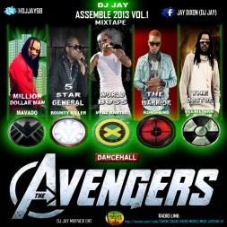 Dancehall Avengers Vol 1