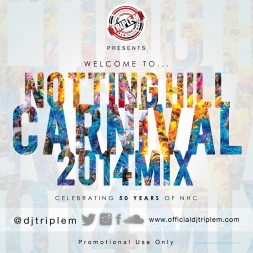Notting Hill Carnival 2014 Mix