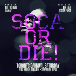 SOCA OR DIE PROMO MIX