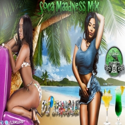 DJ Jungle-Presents Soca Madness 2K15