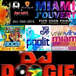 Miami Carnival 2015 Mix