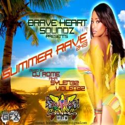 SUMMER RAVE 2K13