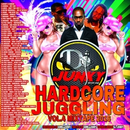 HARDCORE JUGGLING VOL.4 MIXTAPE 2K16