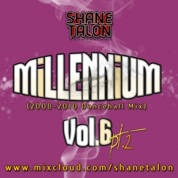 MILLENNIUM DANCEHALL Vol.6 (2008-2010) Part 2