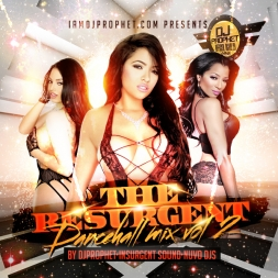 THE RESURGENT DANCEHALL MIXTAPE 2014 VOL 2