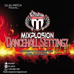 MIXPLOSION DANCEHALL SETTINGZ 11