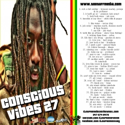 COnscious VIbes 27