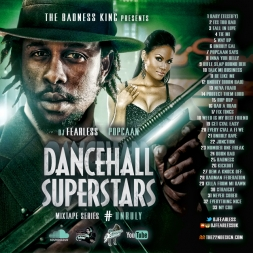 Popcaan Dancehall Superstar Mixtape