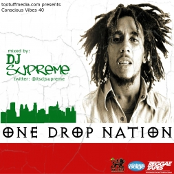 Conscious Vibes 40 One Drop Nation