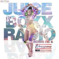 Juice Boxx Radio Monster Mix 4