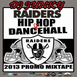RAIDERS HIPHOP X DANCEHALL PROMO MIXTAPE
