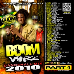 BOOMVYBZ REGGAE PART 1