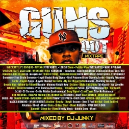 GUNS OUT DANCEHALL MIXCD