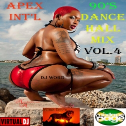 Apex Intl 90s Dancehall Mix Vol 4