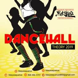 Dancehall Theory 2019