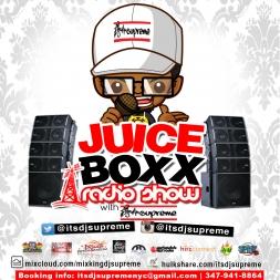 Juice Boxx Radio Podcast RTC 107.7fm (Reggae/Roots/Lovers Rock)