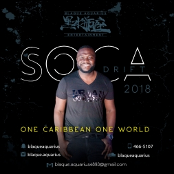 Soca Drift 2018 One Caribbean One World