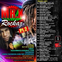 Mr X Sexy Rockaz pt2