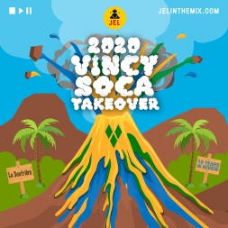 2020 VINCY SOCA TAKE OVER 10 YEARS IN REVIEW