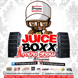 Juice Boxx Radio RTC 107.7FM Reggae Roots Lovers Rock Podcast