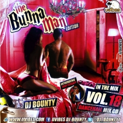 In The Mix vol 18  The Bunna Man Edition Dancehall Mix CD