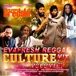 EVAFRESH REGGAE CULTURE MIX VOL2