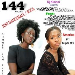 DJ KIMONI VOLUME 144