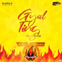 GYAL TING (Ladies Dancehall Mixtape)