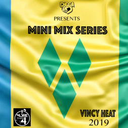Vincy Heat 2019 (Mini Mix Series)