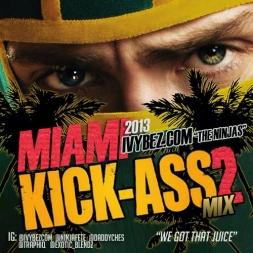 IvybeZ 2013 Miami Carnival Kick Ass Mix