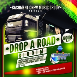 BASHMENT CREW PRESENTS (DROP AH ROAD RIDDIM)